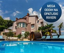 Apartmaji Melani, Lovran: oddih na Opatijski rivieri