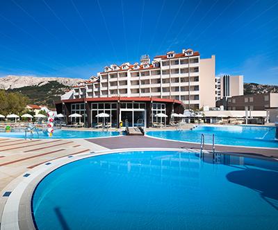Corinthia Baška Sunny Hotel 3*, Krk: jesenski oddih