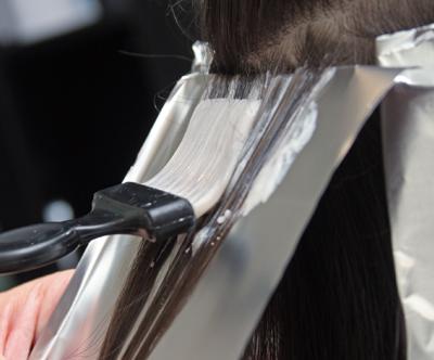 Salon frizerstvo Z, modno žensko barvanje