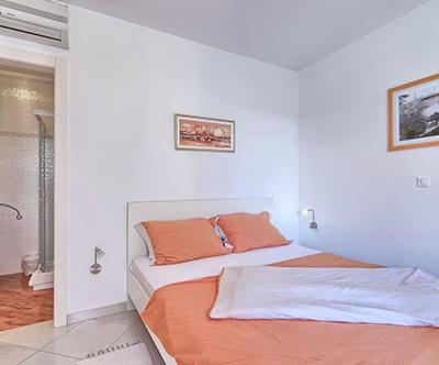 Vila Alpa, Umag: oddih v apartmaju