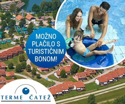 Terme village – App Terme Catež: turistični bon