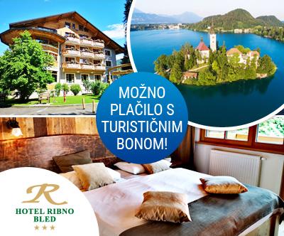 Hotel Ribno 3* Bled: turistični bon