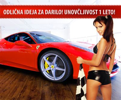 Ferrari, Lamborghini -55%