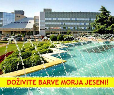 Oddih v Novigradu za 2 -50%