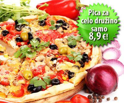 halo pizza maribor