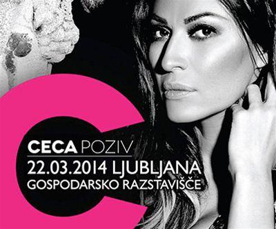 Koncert CECA stojišče