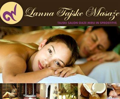 Lanna tajske masaže