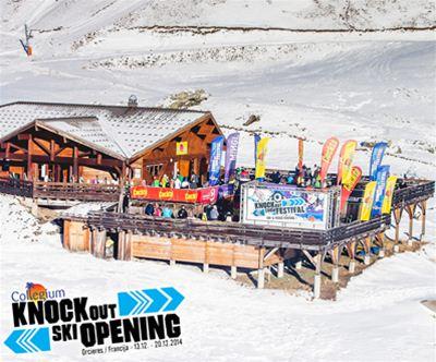 KnockOut Ski Opening
