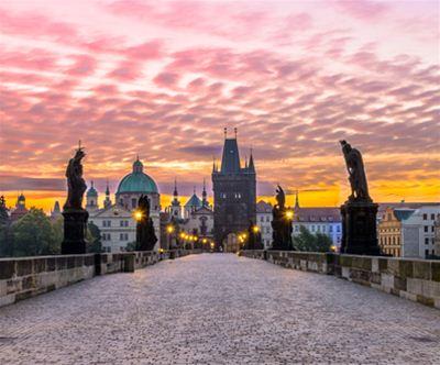 Praga 4 dni za 2 osebi le 99 eur