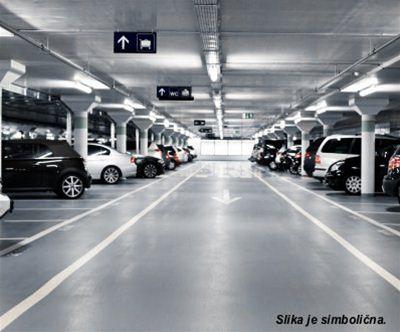 mesečno parkiranje