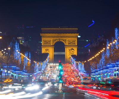 Nepozaben 5-dnevni izlet in silvestrovanje v Parizu!