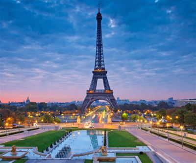 Organiziran izlet v Pariz z agencijo goHolidays!