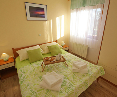 Oddih v komfortnih apartmajih Ville Mareta