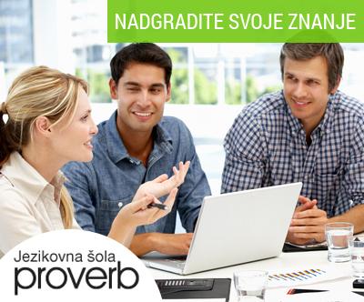 jezikovna šola Proverb