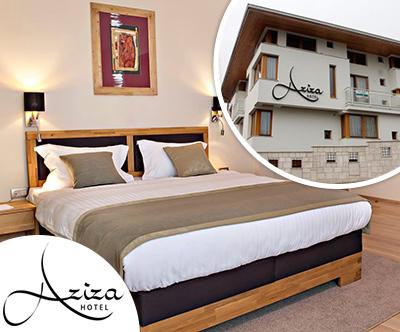 3-dnevni oddih za 2 osebi v Hotelu Aziza 4* v Sarajevu