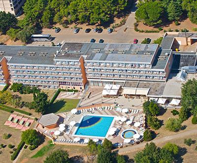 Medulin Hotel Holiday 3*