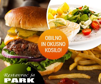 Restavracija Park