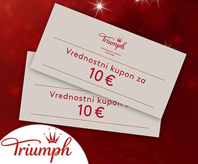 Darilni bon za Triumph