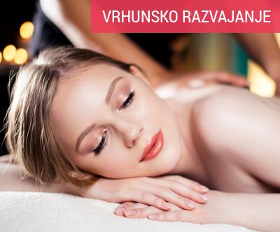 Aroma masaža, 75 min