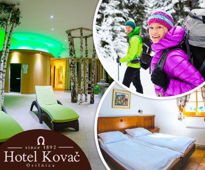 Hotel Kovac 3*, Osilnica