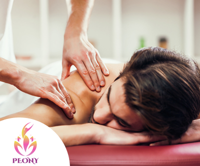Relax sprošcujoca masaža v masažnem salonu PEONY