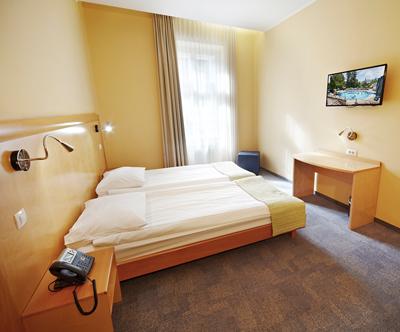 Mega oddih v Termah Dobrna, Depandansa Hotel Park 4*