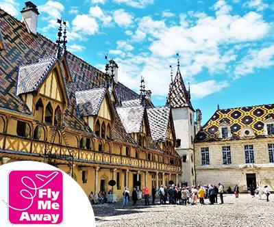 Dijon in Burgundija