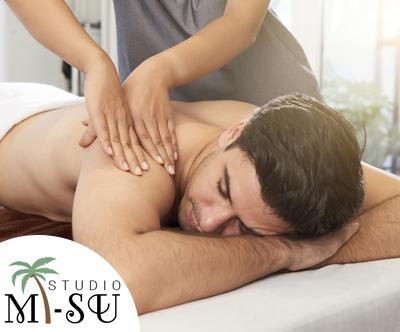 Klasicna masaža celega telesa v studiu MI-SU (50 min)