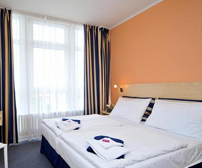 2-dnevni potep za 2 v prelepo Prago, v hotel Juno 3*