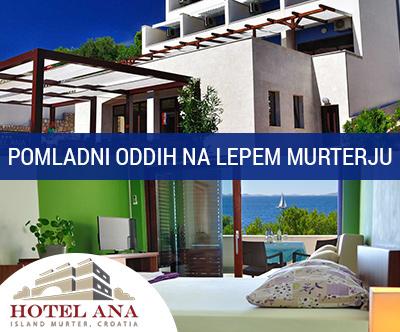 Hotel Ana 3*, Murter