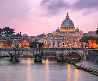 Nepozaben 3-dnevni oddih v vecnem mestu Rim za 2