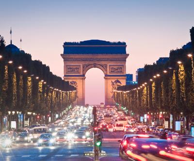 pariz, izlet