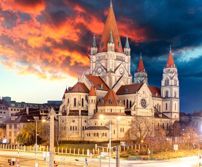 Pomladna Dunaj & Bratislava z goHolidays!
