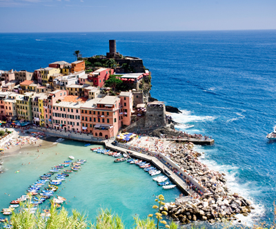 izlet Cinque Terre, Mantova in Parma