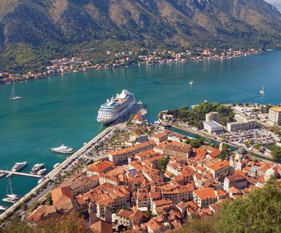 dubrovnik in črna gora izlet