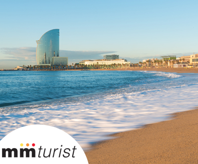 4-dnevni oddih v Barceloni s povratno letalsko karto
