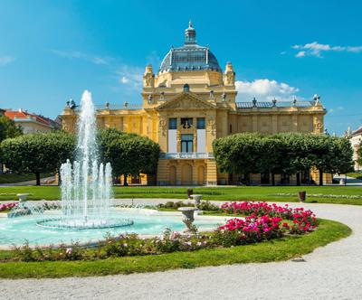 Zagreb + možnost obiska živalskega vrta z goHolidays!