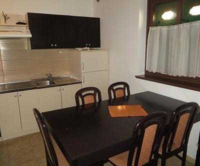 Oddih v apartmajih za do 6 oseb v kompleksu Term Catež