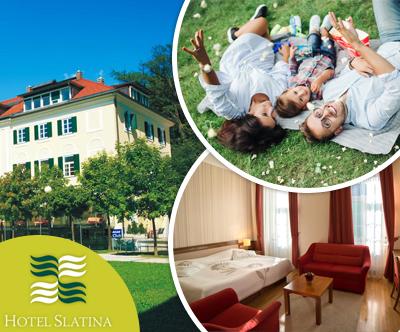 Hotel Slatina 4*