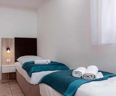 Fantasticne pocitnice v hotelu Koral v Medulinu