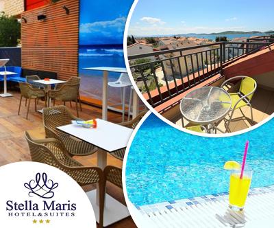 stella maris hotel & suites, vodice