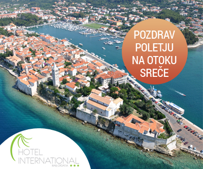 Wellness oddih za 2 v hotelu International 3*