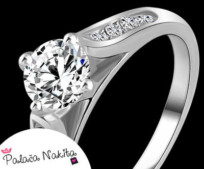 Cudovit 5-delni set nakita s kristali Swarovski®