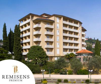 Razvajanje v Remisens Premium Casa Rosa 4*!