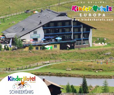 Poletne pocitnice v KinderHotelu Schneekönig