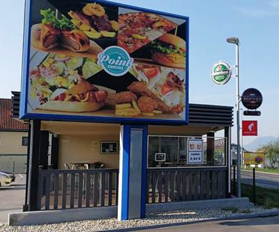 PizzaBurger Point