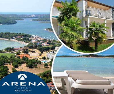 Najem apartmaja v turisticnem naselju Ai Pini Resort