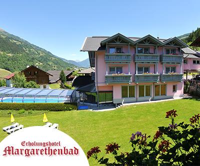 Nepozabni oddih za 2 v hotelu Margarethenbad v Avstriji