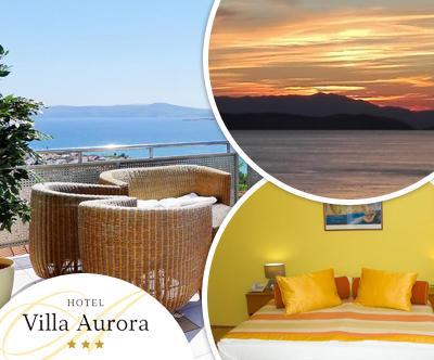 hotel villa aurora, crikvenica