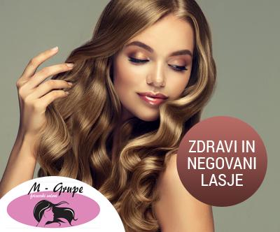 Ženski frizerski paket za vse dolžine las